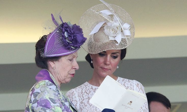 Royal Ascot 2016: William and Kate wear name tags, Crown Princess Mary and more photos - HELLO! US