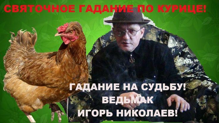 Гадание на Святки по Курице!
