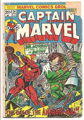 BRONZE AGE MARVEL SUPERHERO COMICS Lot Of 10 NOVA/J. CARTER/CAPT. MARVEL/TARZAN