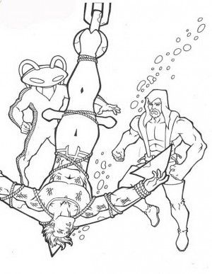 18 Best Aquaman Coloring Pages Images On Pinterest Coloring Aquaman Coloring Pages