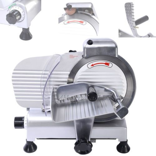8-Industrial-Meat-Cheese-Food-Deli-Store-Slicer-Commercial-Spinning-Sharp-Blade