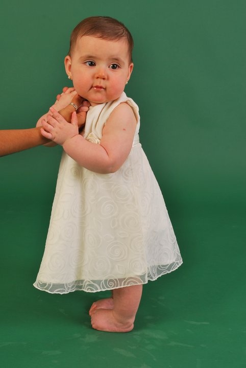 Vestida de princesa!!!