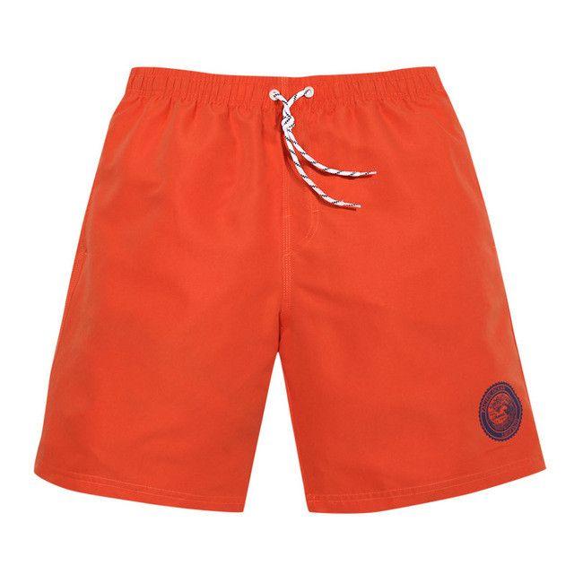 Men Beach Boxer Trunks Board shorts Man Swimwear Swimsuits Short Pants Quick Dry Men Bottoms