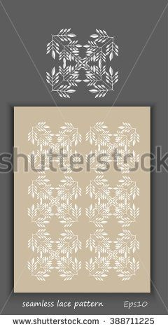White seamless pattern lace vector texture background for all #lace #bobbin #vector #shutterstok  #illustration #wedding  #retro #vintage