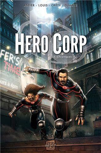 Hero Corp T2: Amazon.fr: Simon Astier, Collectif: Livres