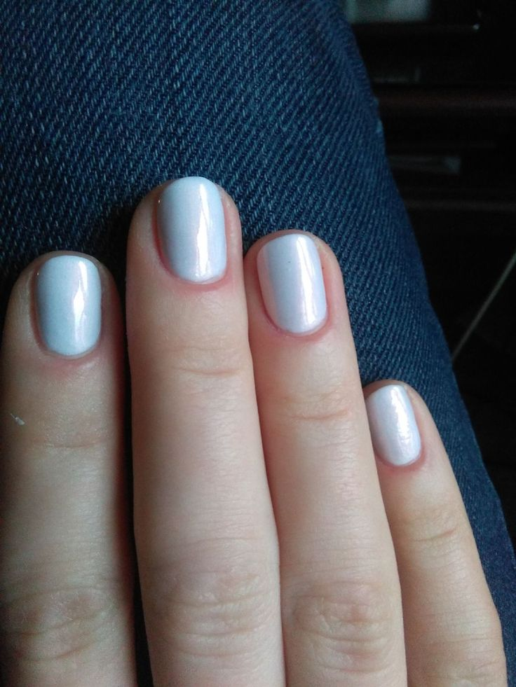 OPI Oh My Majesty, perfect 31st birthday color. Tan and white nails!