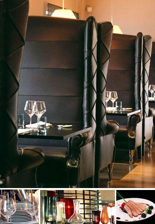 Upstairs @ West Restaurant | The Twelve