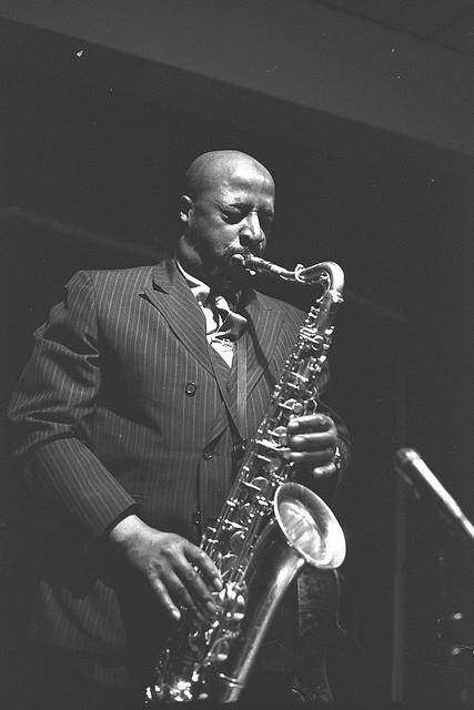 Yusef Lateef :  Back in Detroit, a very young Louis Hayes played with Yusef Lateef.