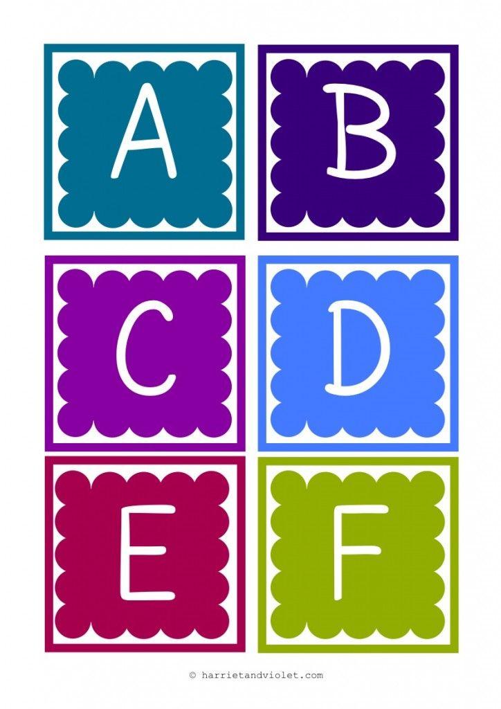 4184 best alphabet letters images on pinterest princesses apples instant display lettering cartoon style font upper case free teaching resources spiritdancerdesigns Images