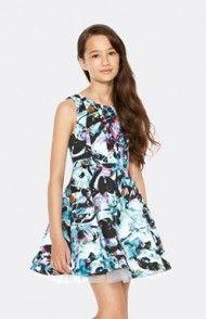 Sukienka (we wzory)