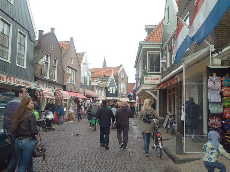 Near Amsterdam