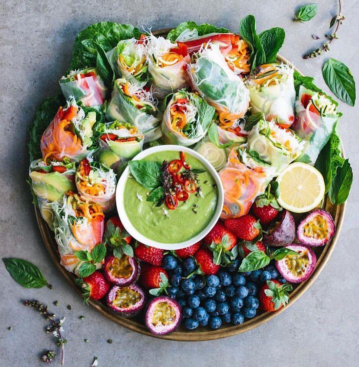 Вегетарианская вкусная диета