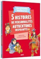 En complément de l'exposition Génie autochtone, qu'on peut visiter ces semaines-ci au Centre des sciences de Montréal , voici quelques livres à consulter. Certains sont des documentaires; les autres traitent de différents sujets autour du thème des Autochtones.