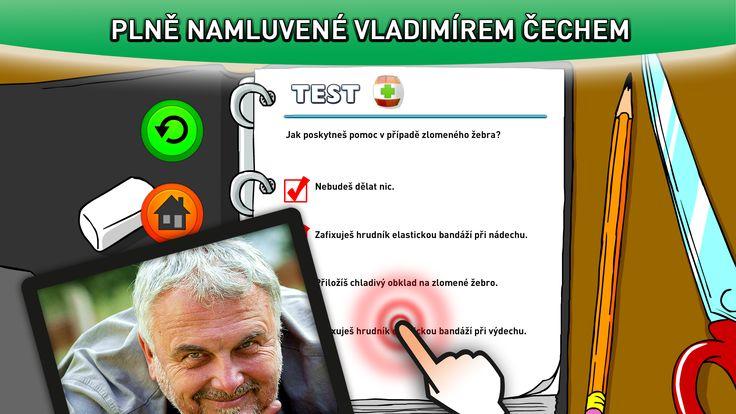 Plně namluvené Vladimírem Čechem
