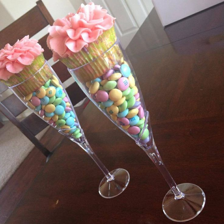 Rock Candy Filled Champagne Glasses: 50 Best Cakes Images On Pinterest