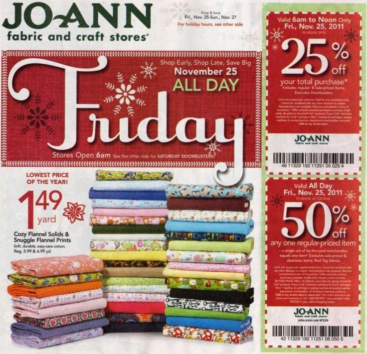 Joann fabrics deals : Printable coupon for egg beaters
