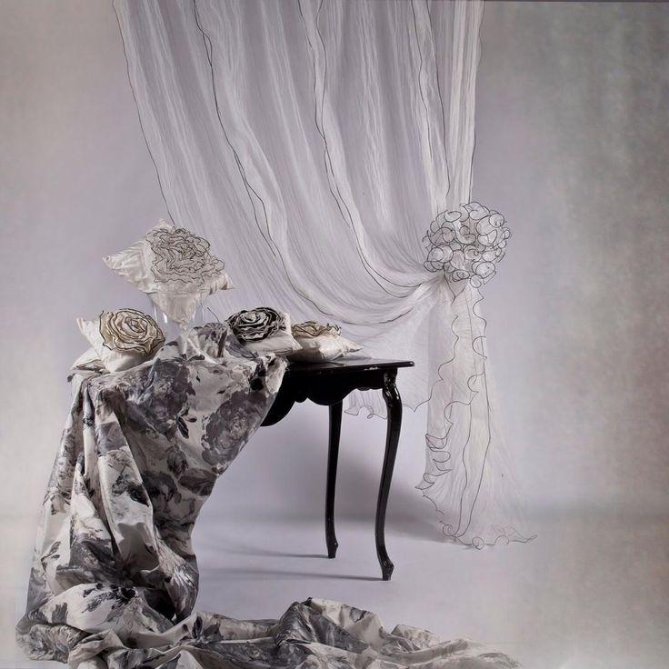 Batticuore#Black Castellodelbarro#homeandfashion#curtains#homedecor