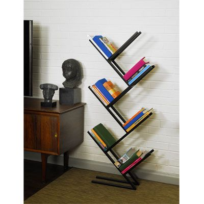 Faktura TWIG book shelf $520. Love this. Would be perfect next to the fireplace, were I in possession of a disposable income and not a poor college student
