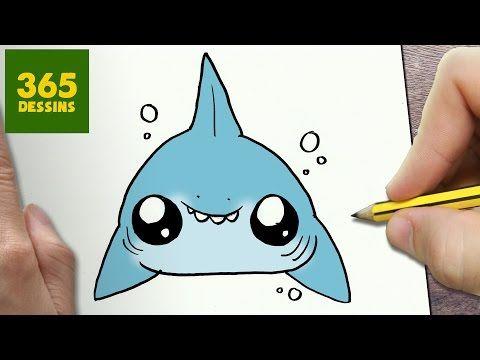 Les 25 meilleures id es de la cat gorie nourriture kawaii for Comment dessiner un requin marteau