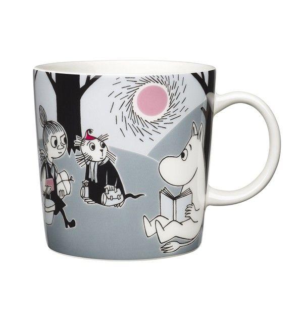 Moomin cup