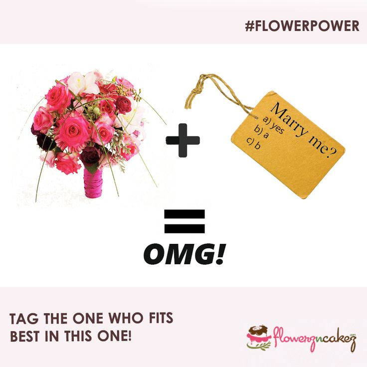 #Flowerpower : 05 Praposal without flowers is just like marriage without rings. tag your friendsin this.