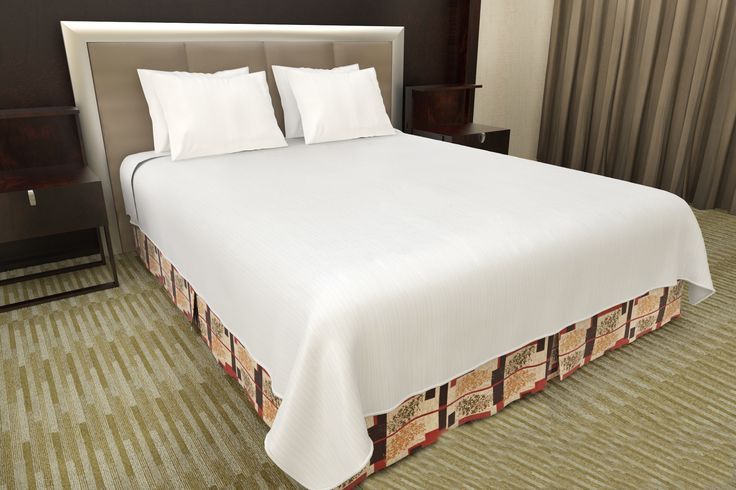 EZ Stream White - Woven Top Sheet from Aladdin Hospitality
