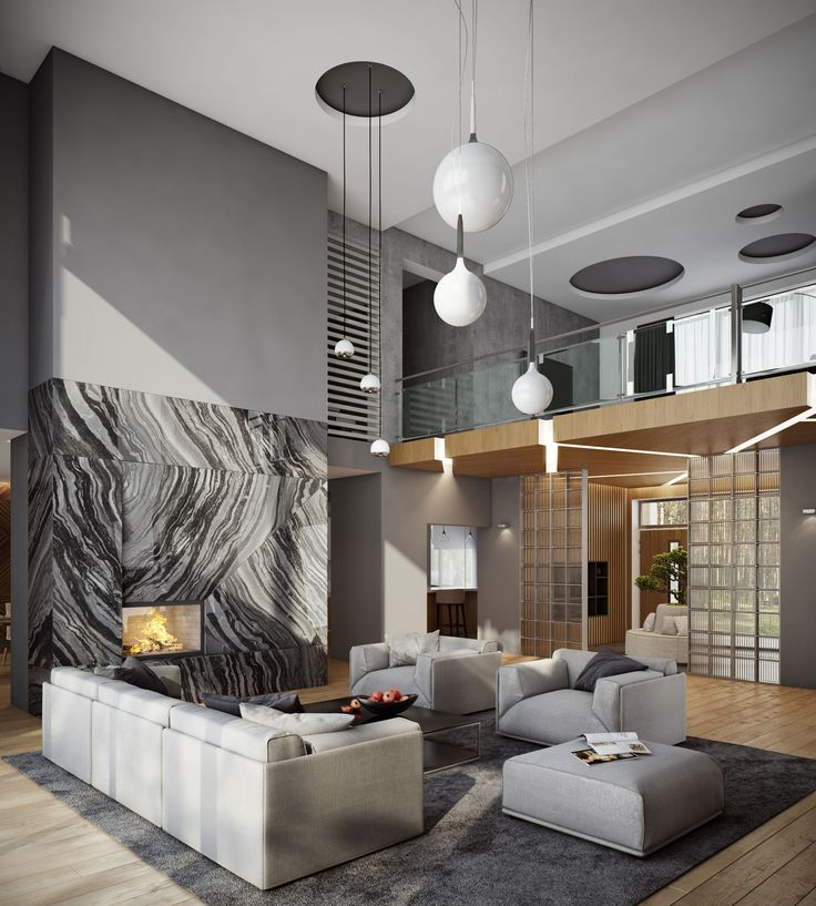 Buro 108 designs a chic interior in moscow russia steph for Buro interior design