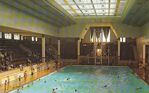 Used to swim here when I was a kid Derby Baths Blackpool