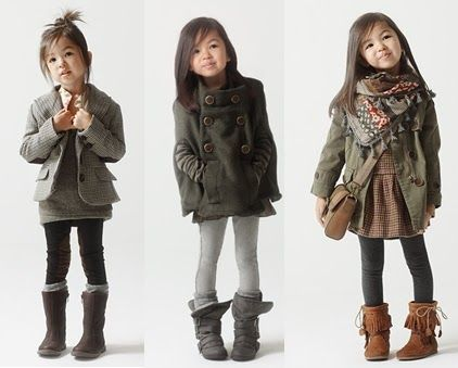 i would so dress my future children like this. so cute.