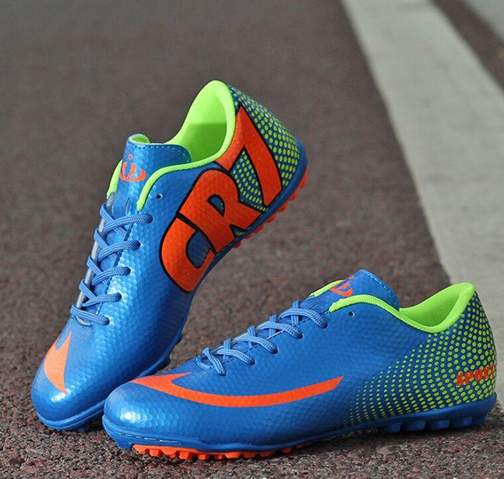Прямая поставка мужчины мальчики футбольные ботинки футбол футбольные бутсы спортивный бутсы дети 33 - 44