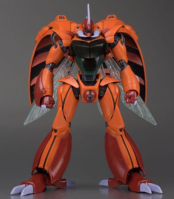 ROBOT魂レプラカーン レビュー