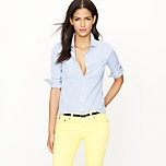ahhhh want.: Fashion, Style, Color, J Crew, Dream Closet, Yellow Pants, Outfit, Jcrew, Shirt