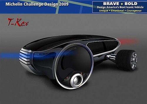 Future Transportation - Green Cars: T-Rex bio-fuel-powered car ...