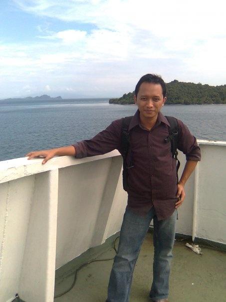 Perjalanan veri ke Lampung