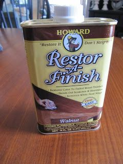 Restore Stained Scratched Or Dull Wood This Is