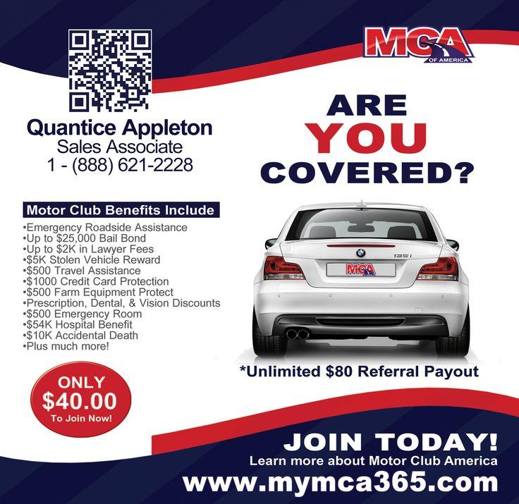 Motor club of america a premier automotive club has been for Motor club of america dental discounts