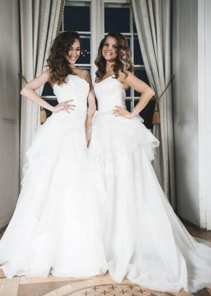 Wedding dresses by Viola Piekut