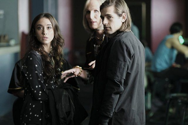 Exclusive interview with Stella Maeve and Jason Ralph on The Magicians