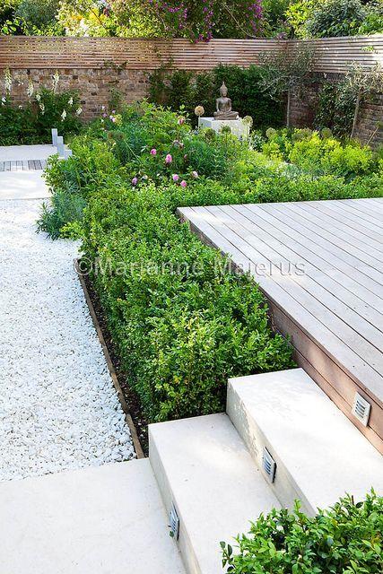 Family Garden in Putney | Charlotte Rowe Blog