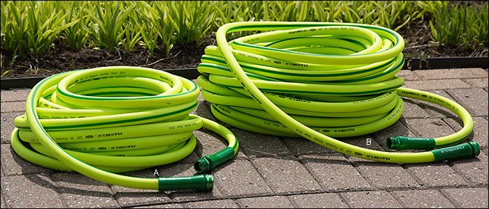 17 best images about gardening solutions on pinterest for Garden hose solutions