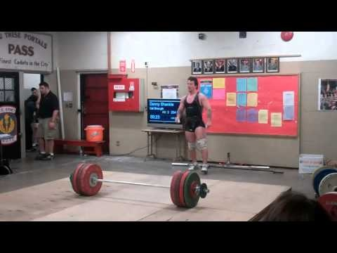Donny #Shankle sets new PWA clean and jerk record. (208kg) #throwback #holyfuckingfuck