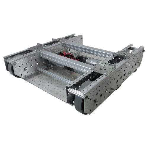 AndyMark has robot parts, is a robot part supplier, has robot supplies, robot kits, robotics kits, robot systems, robot wheels, omni wheels, mecanum wheels and develops custom robotic applications.