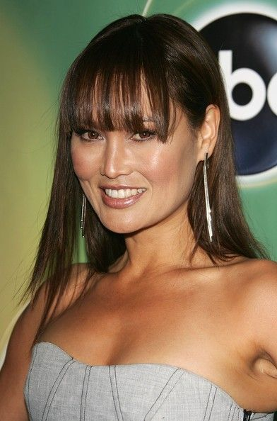 Tia Carrere Photos Photos - Actress Tia Carrere attends the ABC Television Network Upfront at Lincoln Center May 16, 2006 in New York City. - ABC Television Network Upfront