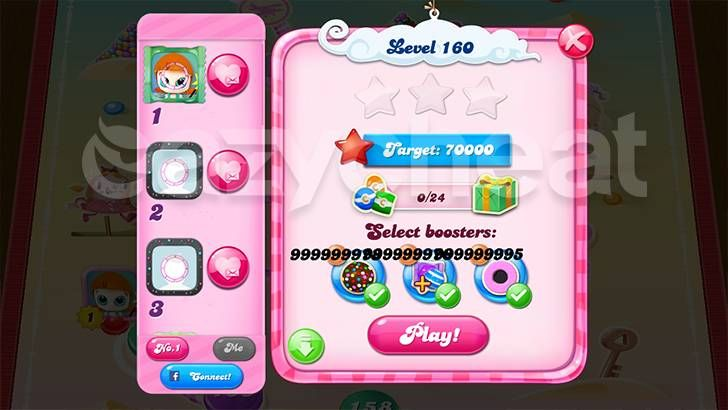 Candy Crush Saga 1 117 0 4 Cheat Unlimited Boosters In 2020 Candy Crush Saga Candy Games Candy Crush