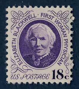 First Woman in America to Receive a Medical Degree     Elizabeth Blackwell started teaching in Kentucky to make money to pay for medical school. Not only did Elizabeth graduate, she graduated in the top of her class, and on the 11th of January 1849, she became the first women to achieve a medical degree in the US and graduated on the 23rd of January 1849.