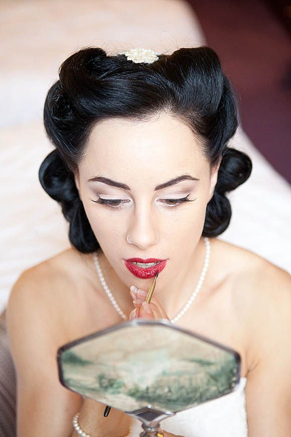 A Water For Elephants, Vintage Circus Inspired Wedding in ...