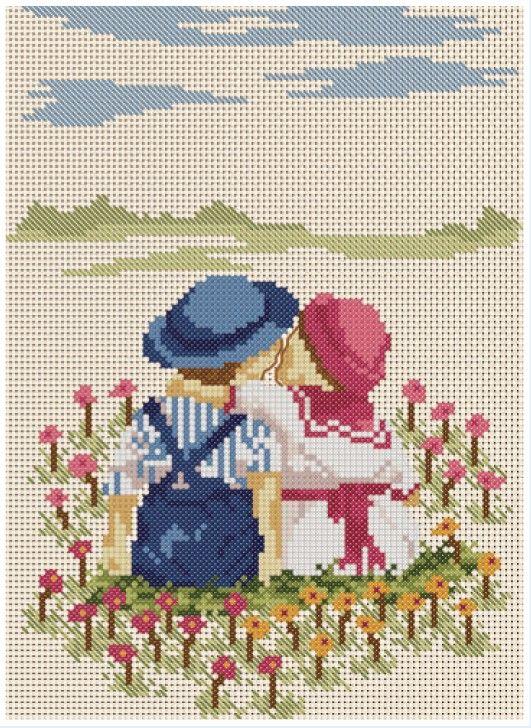 Free Cross-stitch Patterns — DMC Philippines | Stitchin' to Please