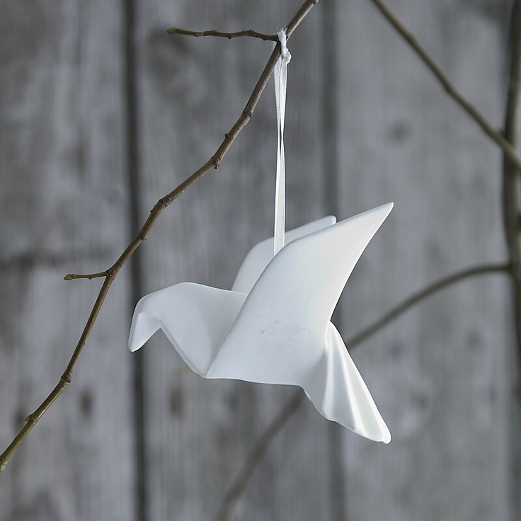 Porcelain paper.