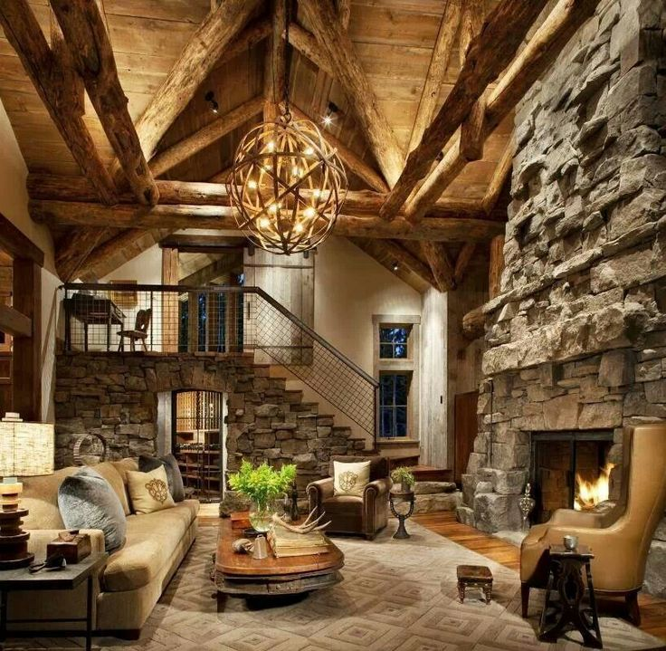 cabin furniture ideas. architecture fantastic living room decor rustic high times house design natural stone walls pillars of wood beams cabin furniture ideas i