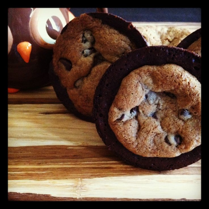 Baked Elements: Brooksters brownie w/ cc cookie dough on top!!! | FOOD ...